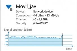 Como forzar a usar tu Wifi de 5GHz en Android