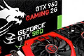 MSI GTX 960 GAMING 2G