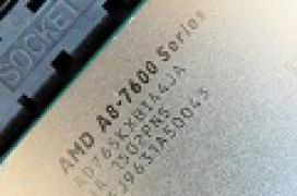 AMD Kaveri A8-7650K sobre ASUS A68HM-Plus
