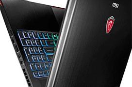 MSI GS63VR 6RF Stealth Pro