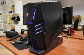 MSI Aegis Ti Gaming PC