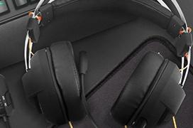 Auriculares Gaming Krom Kode