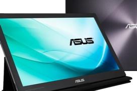 Monitor portátil ASUS MB169C+ con USB-C