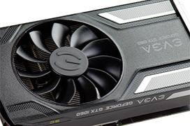 EVGA Nvidia Geforce GTX 1060 6GB SC para sistemas compactos
