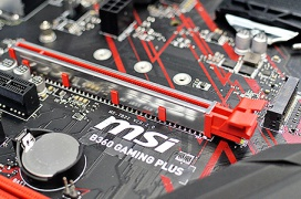 Placa base MSI B360 Gaming Plus