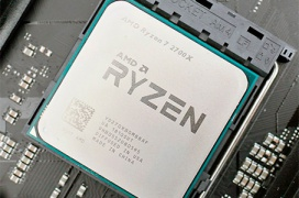Review AMD Pinnacle Ridge  Ryzen 5 2600X y Ryzen 7 2700X