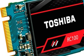 Review SSD Toshiba OCZ RC100 NVMe 240GB