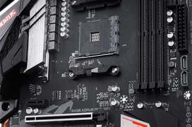 Review Placa Base Gigabyte B450 AORUS PRO