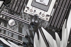 Review Placa Base MSI MEG X399 Creation