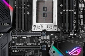 Review Placa Base ASUS ROG Zenith Extreme X399