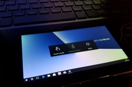 Review ASUS Zenbook Pro 15 UX580GD con ScreenPad