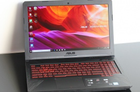 Review ASUS TUF Gaming FX504GM