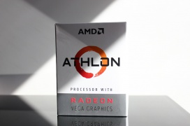 Review AMD Athlon 200GE con gráficos Radeon Vega 3