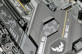 Review Placa Base ASUS TUF Z390-Pro Gaming