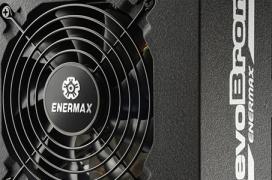 Review Fuente de Alimentación Enermax RevoBron 600w