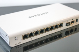 Review Switch Netgear GC110