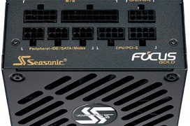 Review Fuente de alimentación SFX Seasonic Focus SGX 650