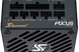 Review Fuente de alimentación SFX Seasonic Focus SGX 650
