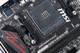Review Placa Base MSI B450i Gaming Plus AC
