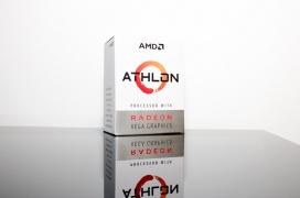 Por solo 49 dólares, el AMD Athlon 3000G ofrece 2 núcleos y 4 hilos Zen+  junto a una gráfica Vega 3