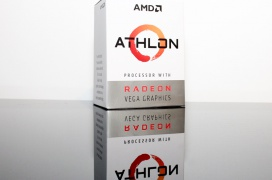 Review AMD Athlon 240GE con gráficos Radeon Vega 3