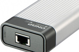 Adaptador Qnap QNA-T310G1T USB 4.0 Thunderbolt 3 10GbE