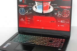 Review PcSpecialist 17,3