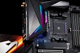 Review Placa Base Gigabyte X570 Aorus Master