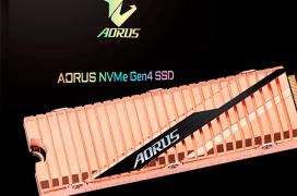 Review SSD Gigabyte AORUS NVMe Gen4 SSD 2TB