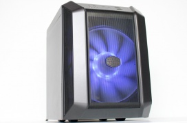 Review Caja Mini-ITX Cooler Master Mastercase H100