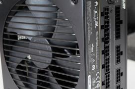Review Fuente de alimentación Fractal Ion+ Platinum 860w