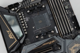Review Placa Base MSI MEG X570 ACE