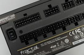 Review Fuente de alimentación Fractal Design Ion+ Platinum 660w