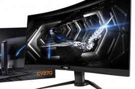 Review Monitor Aorus CV27Q