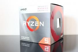 Review AMD RYZEN 5 3400G con gráficos RX Vega 11