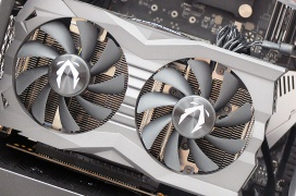 Review ZOTAC GAMING GeForce GTX 1660 Super 6GB GDDR6