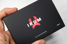 Review SSD GoodRAM IRDM Pro Gen2 SATA 512GB