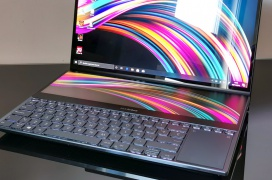 Review ASUS Zenbook Pro Duo UX581 con ScreenPad Plus