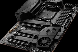 Review Placa Base MSI MEG X570 UNIFY