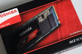 Review SSD Kioxia OCZ RC500 NVMe 480GB