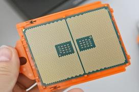 Consiguen subir la velocidad de los 32 núcleos del AMD Ryzen Threadripper a 5,75 GHz