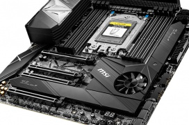 Review Placa Base MSI TRX40 Creator