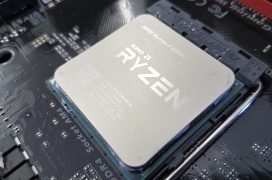 AMD lanza las APU Ryzen 3 2200GE y Ryzen 5 2400GE con solo 35W de TDP