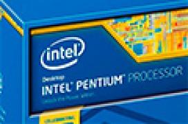 Intel Pentium G3258 20 aniversario