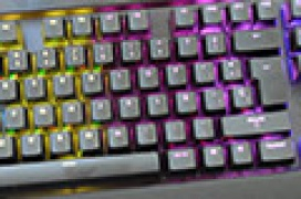 Corsair K70 RGB Gaming Mechanical Keyboard