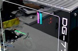 Chasis ATX EVGA DG-77