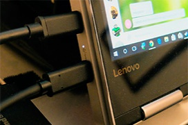 Experiencias alimentando un portátil con USB-C Power Delivery
