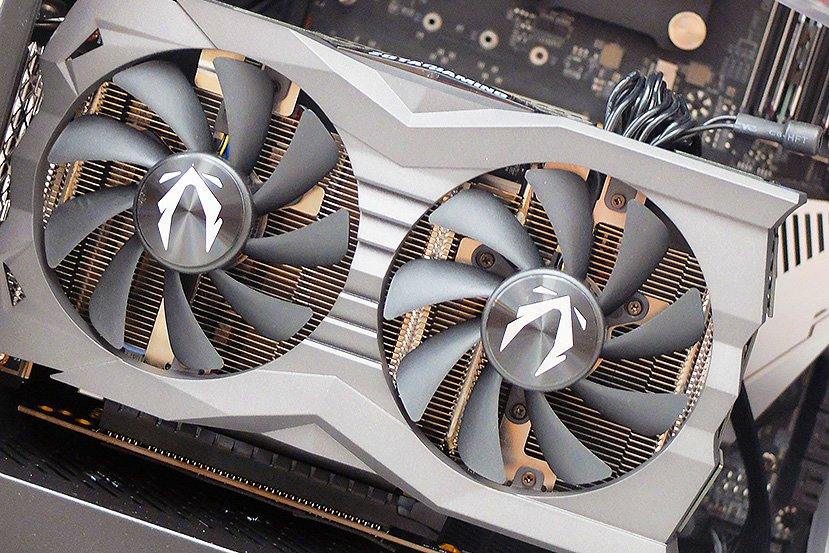 Review ZOTAC GAMING GeForce GTX 1660 Super 6GB GDDR6