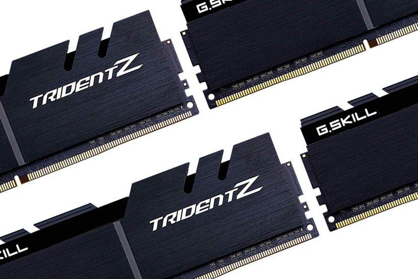G.Skill anuncia sus nuevos kits de memoria DDR4 con latencias extremadamente bajas
