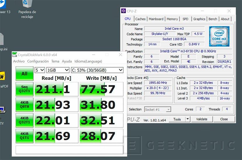 Procesador Celeron Palo de PC sin ventilador N3350 Windows